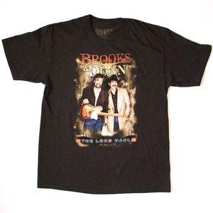 Brooks & Dunn 2006 Tour T-Shirt